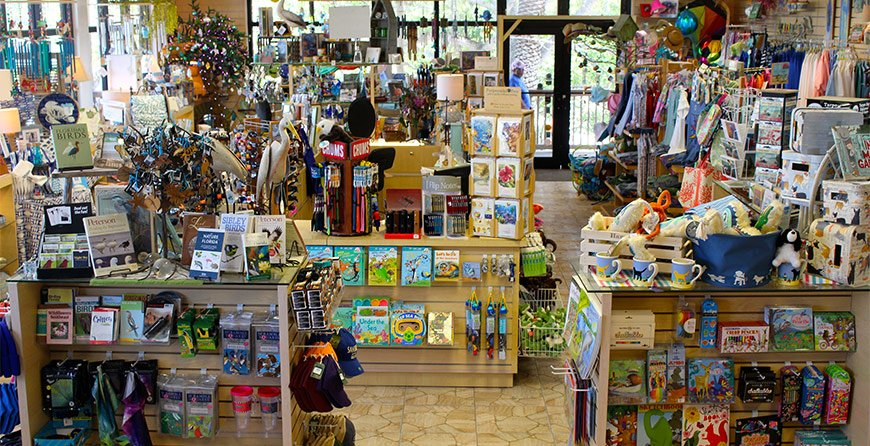 Gift & Nature Shop : Tarpon Bay Explorers Nature Tours & Rentals in S...