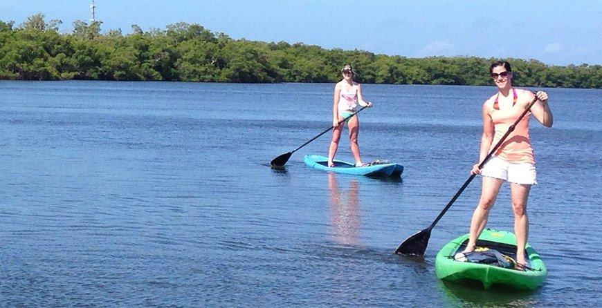 Stand Up Paddleboards >> Sanibel Stand Up Paddleboard Rentals Tarpon Bay Explorers